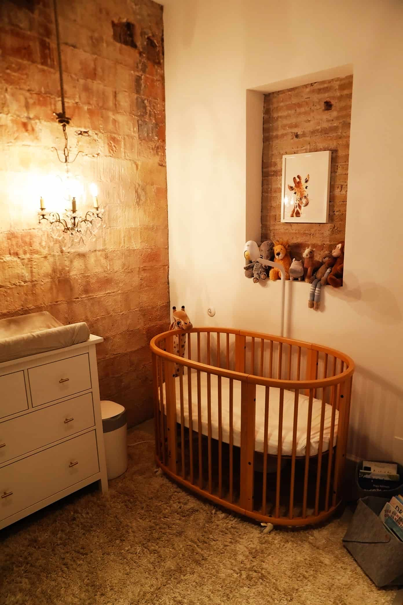 Ali Martin Baby Nursery in Barcelona