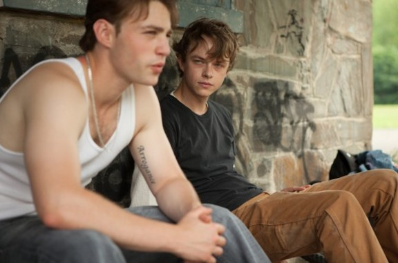 The Place Beyond the Pines | Emory Cohen and Dane DeHaan