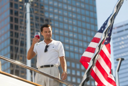 Scorsese's The Wolf of Wall Street is Deeply Disconcerting {Gimme Some Oven}
