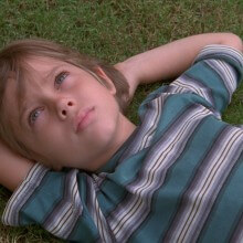 Ellar Coltrane in Richard Linklater's Boyhood