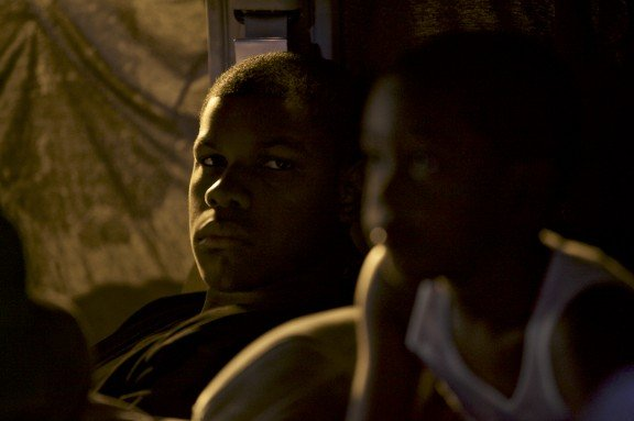 John Boyega in Malik Vitthal's Imperial Dreams. Photo by Katherine Fairfax Wright.