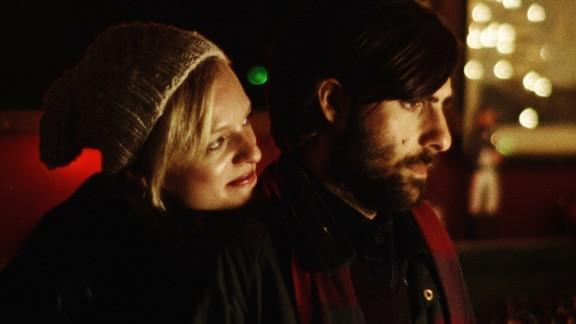Elisabeth Moss and Jason Schwartzman in Alex Ross Perry's Listen Up Philip. Photo by Sean Price Williams.