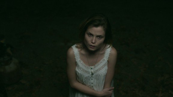 Gitte Witt in Mona Fastvold's The Sleepwalker. By Zachary Galler.