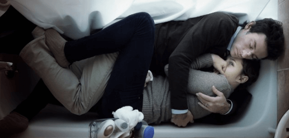 Shane Carruth and Amy Seimetz in Carruth's Upstream Color
