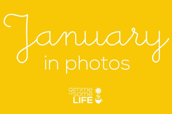 January In Photos | gimmesomelife.com