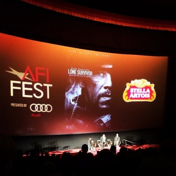 "AFI Festival 2013 + ""The Lone Survivor"" Screening 