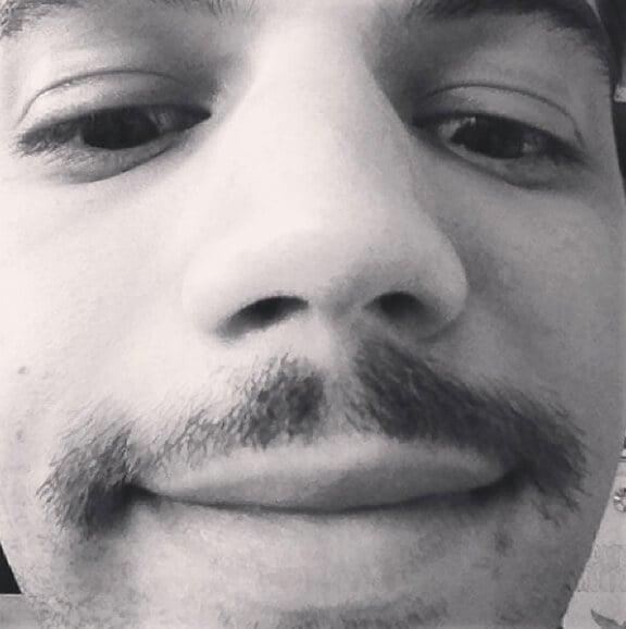 Nate Moustache