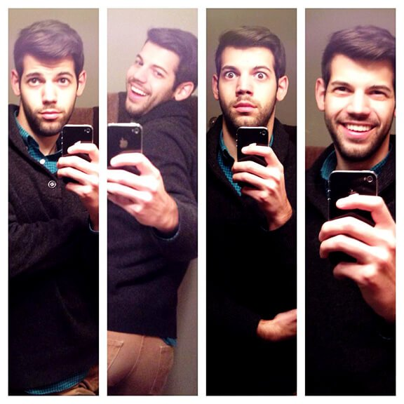 Nate Selfies Edited