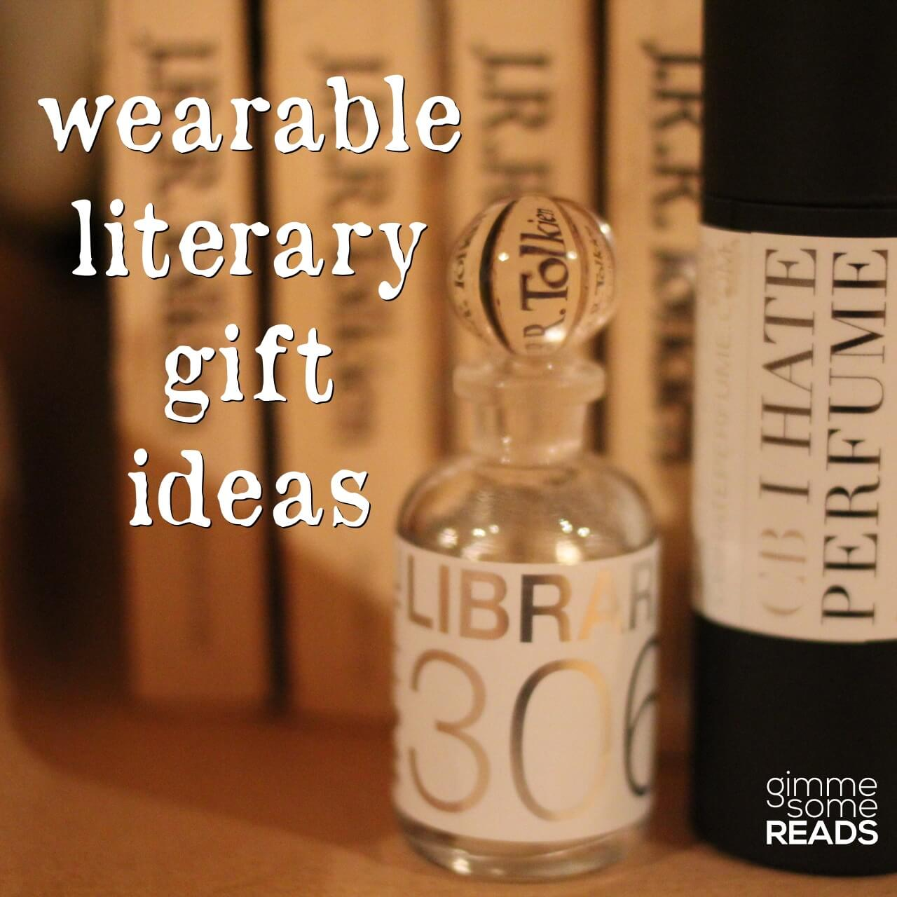 Literary Gifts A Gift Guide For Book Lovers