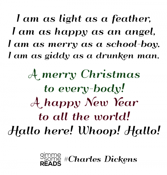 Christmas Carol Quotes.Christmas Quotes Gimmesomereads Com Dickens Longfellow