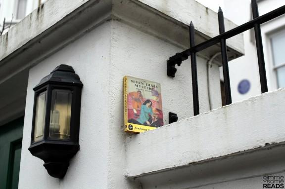 Agatha Would Approve: Seven Dials at #58 | London 2013