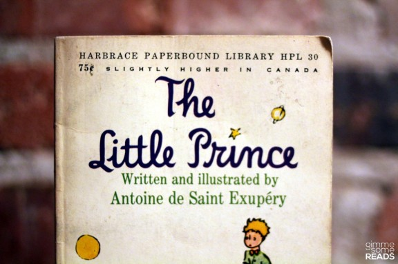 The Little Prince #Saint-Exupery   gimmesomereads.com