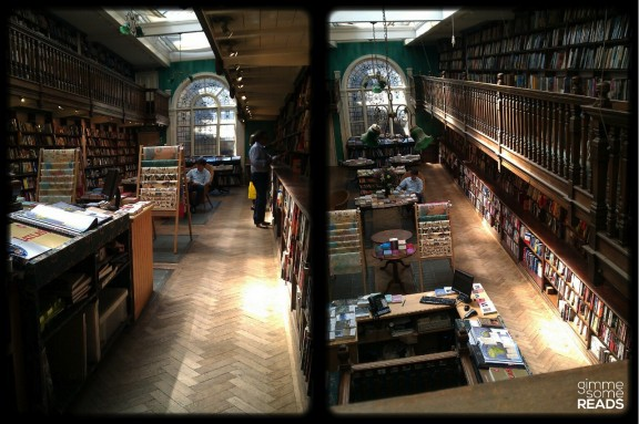 Daunt Books (Marylebone High Street) | London 2012