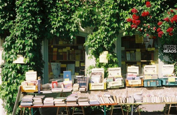 unknown bookshop | Munich, Germany 2007