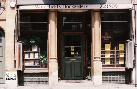 Waterfield's Booksellers | Oxford, England 2007