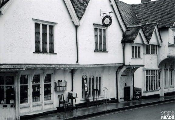 Lankester Antiques & Books | Saffron Walden, England 2005