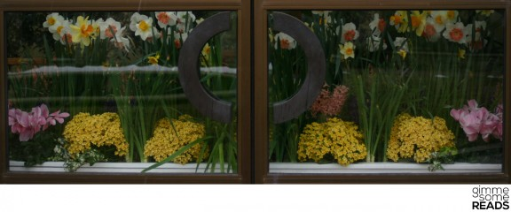 window of spring | gimmesomereads.com