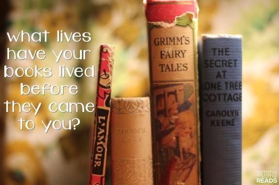vintage books | gimmesomereads.com