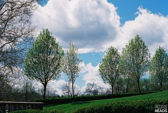 the kind of spring day that breathes into you an ineffable yearning | Kansas City, MO 2010
