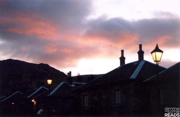 highland gloaming   Luss, Scotland 2005