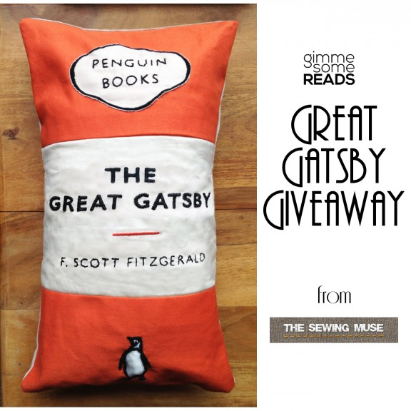 Great Gatsby Giveaway | gimmesomereads.com
