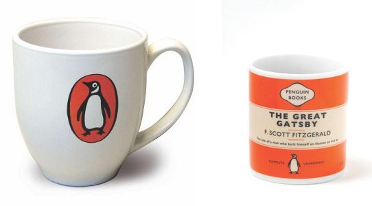 Penguin Book Cover Coffee Mugs : A penguin book gift guide gimmesomereads