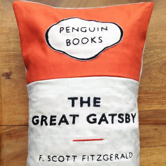 Gatsby Penguin Cushion