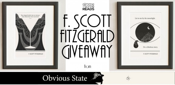 Fitzgerald Giveaway | gimmesomereads.com