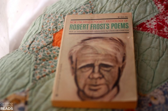 Robert Frost's Poems   Gimme Some Reads