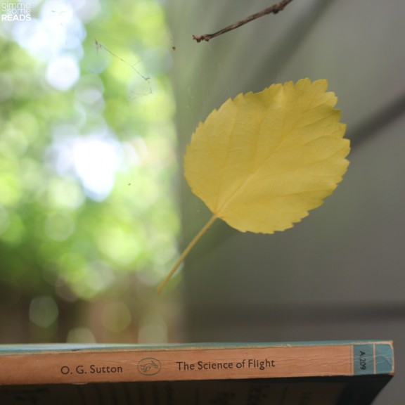 The Science of Flight by O.G. Sutton  | Gimme Some Reads