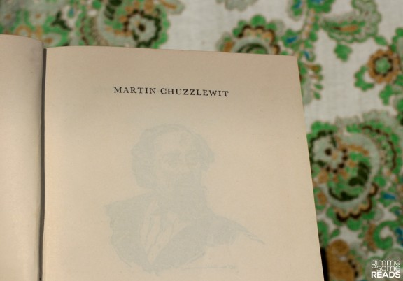 Martin Chuzzlewit by Charles Dickens   gimmesomereads.com
