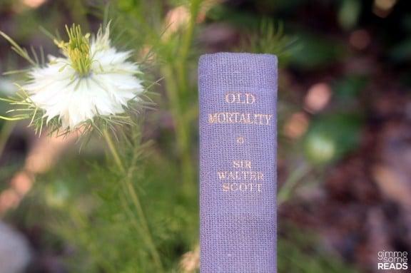 Old Mortality   gimmesomereads.com #WalterScott