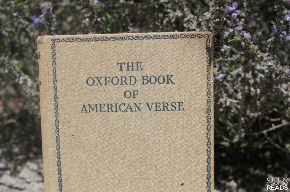 Oxford Book of American Verse   gimmesomereads.com