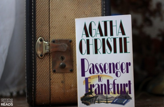 Passenger to Frankfurt   gimmesomereads.com #AgathaChristie