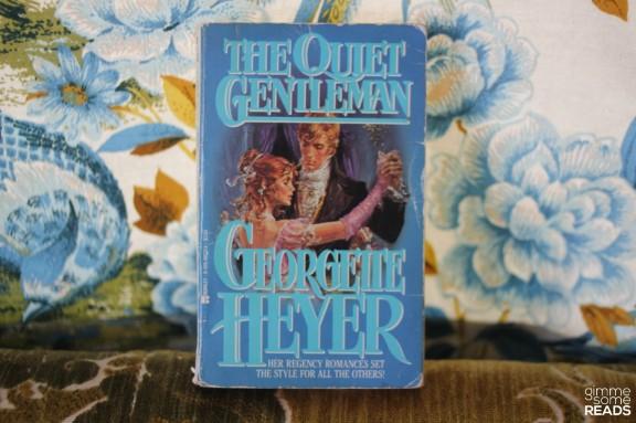 The Quiet Gentleman   gimmesomereads.com #GeorgetteHeyer