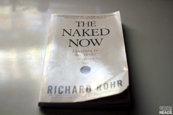 The Naked Now   gimmesomereads.com #Rohr