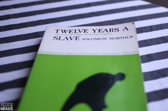Twelve Years a Slave by Solomon Northup | gimmmesomereads.com