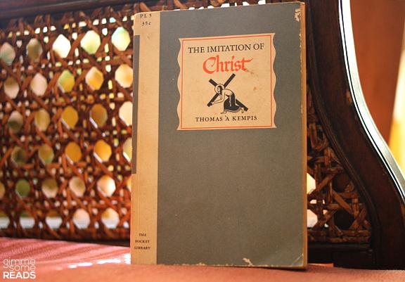 The Imitation of Christ   gimmesomereads.com