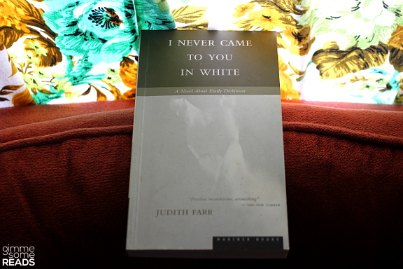 I Never Came to You in White   gimmesomereads.com
