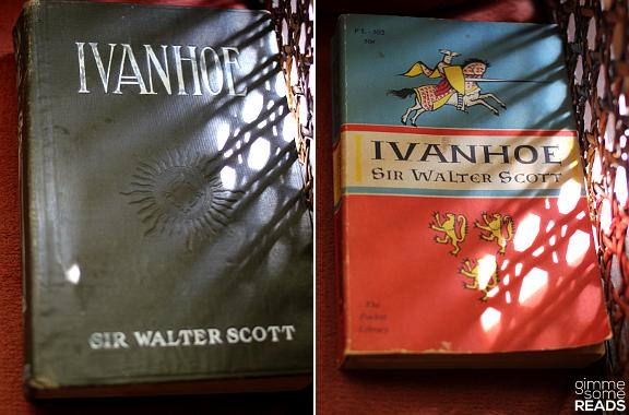Ivanhoe by #WalterScott | gimmesomereads.com