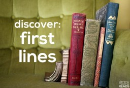 Discover: First Lines #11 {Gimme Some Oven}