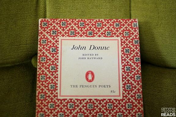 John Donne edited by John Hayward   © 1964 Penguin Books