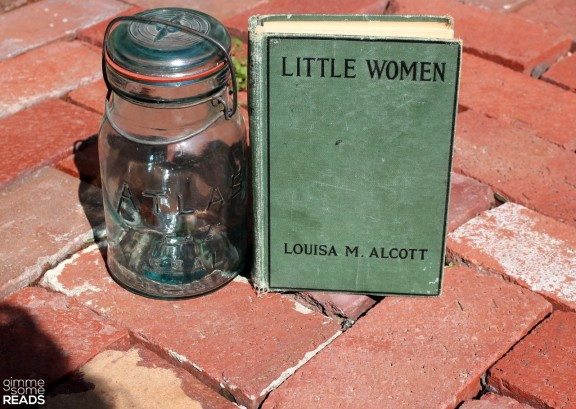 Little Women by Louisa M. Alcott | gimmesomereads.com