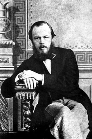 Dostoevsky in Paris 1863