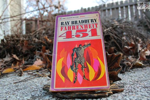 Fahrenheit 451 by Ray Bradbury | gimmesomereads.com