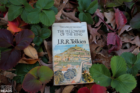 The Fellowship of the Ring by J.R.R. Tolkien | gimmesomereads.com