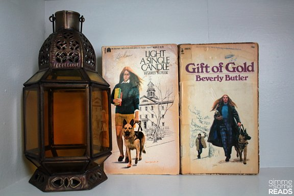 Light a Single Candle & Gift of Gold by Beverly Butler | gimmesomereads.com