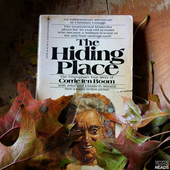 The Hiding Place by Corrie ten Boom | gimmesomereads.com