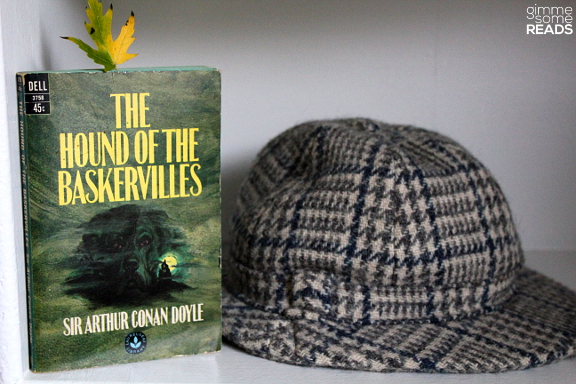 The Hound of the Baskervilles by Sir Arthur Conan Doyle | gimmesomereads.com