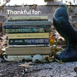 10 Books I'm Thankful For {Gimme Some Oven}